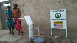 Source d'eau potable